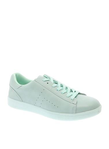 Asymmetry Ayakkabı Yeşil